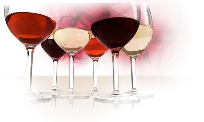 Unterschied zwischen roten Weinherstellung,rosa und wei? - Wein Essence