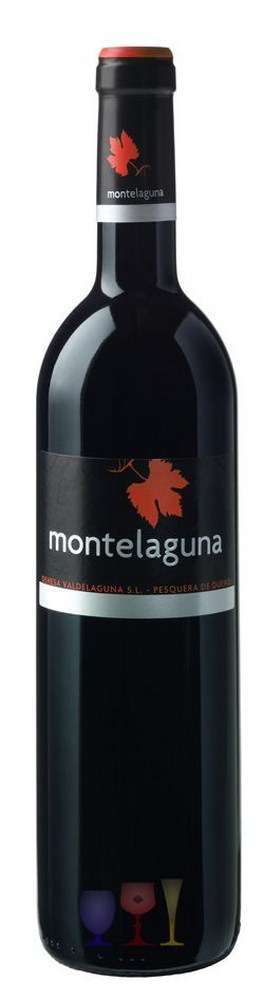 Image of Wine bottle Montelaguna Crianza