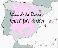 Logo of the VALLE DEL CINCA