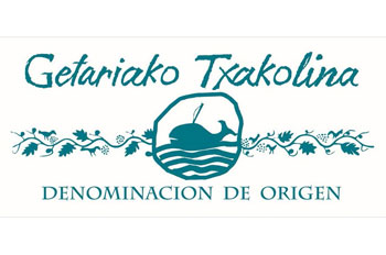 Logo of the GETARIAKO TXACOLINA