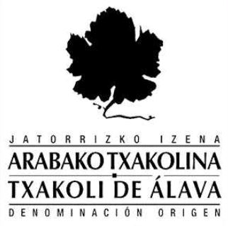 Logo of the ARABAKO TXAKOLINA