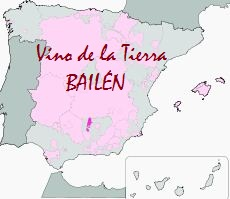 Logo of the BAILÉN