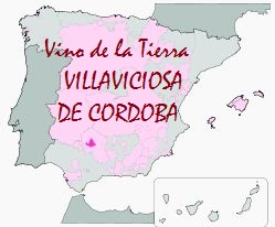 Logo of the VILLAVICIOSA DE CÓRDOBA