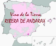 Logo of the RIBERA DEL ANDARAX