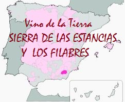 Logo of the SIERRA DE LAS ESTANCIAS Y LOS FILABRES