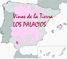Logo of the LOS PALACIOS