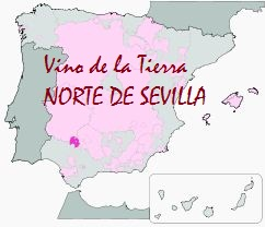 Logo of the SIERRA NORTE DE SEVILLA
